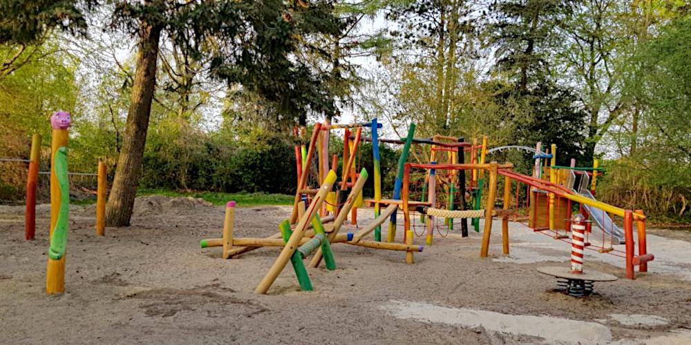 Spielplatz Oskar Heinroth Schule